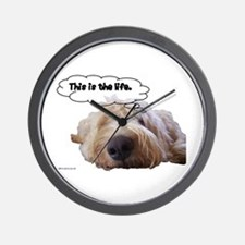 This is the life. Wall Clock