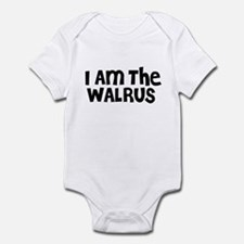 I Am The Walrus Infant Bodysuit
