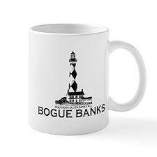 Bogue Banks NC - Lighthouse Design. Mug