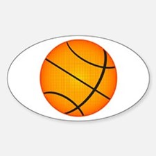 Basketball Decal