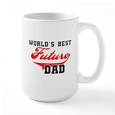 World's Best Future Dad Mug