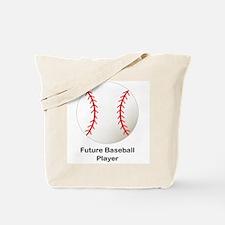 Future Baseball Tote Bag