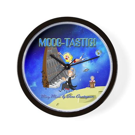 "Dana Countryman's ""Moog-Tastic!"" Wall Cl"