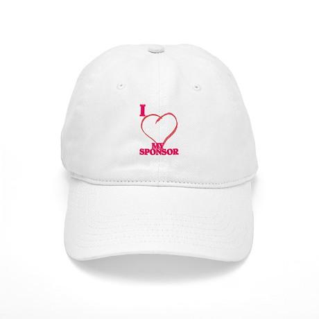 I LOVE MY SPONSOR Cap