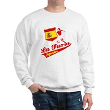 Spanish soccer Sweatshirt