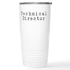 Tech Director Travel Coffee Mug