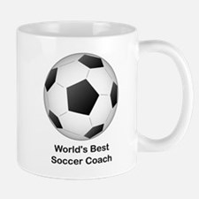 World's Best Soccer Coach Mug