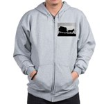 Father's Day Gifts Zip Hoodie