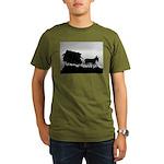 Father's Day Gifts Organic Men's T-Shirt (dark)
