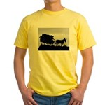 Father's Day Gifts Yellow T-Shirt
