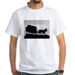 Father's Day Gifts White T-Shirt