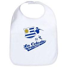 Uruguayan soccer Bib
