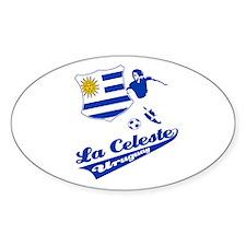 Uruguayan soccer Decal