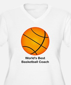 World's Best Basketball Coach T-Shirt