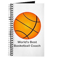 World's Best Basketball Coach Journal