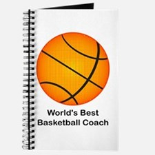 World's Best Basketball Coach Journal