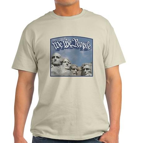 WTP / Rushmore / Blue Light T-Shirt