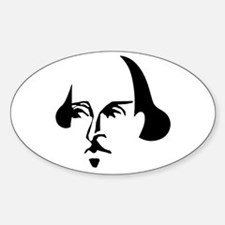 Simple Shakespeare Decal