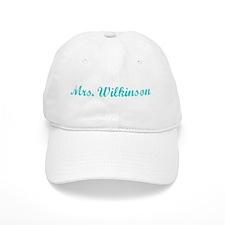 Mrs. Wilkinson Baseball Cap