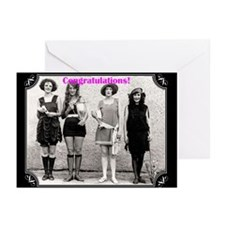 Sexy Bitches Birthday Greeting Cards (Pk of 10)