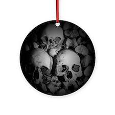 dark catacombs Ornament (Round)