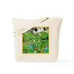 LILY PADS Tote Bag
