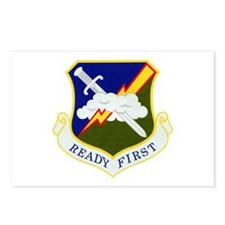1st Air Support Postcards (Package of 8)