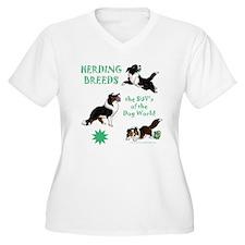 Herding SUVs T-Shirt