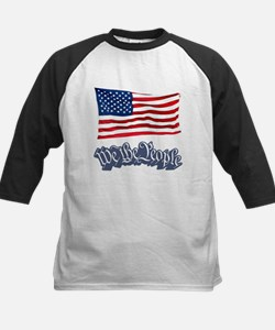 We The People w/Flag Tee