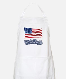 We The People w/Flag Apron