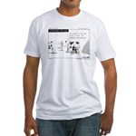 Cash Cow Fitted T-Shirt
