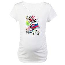 Flower Slovakia Shirt