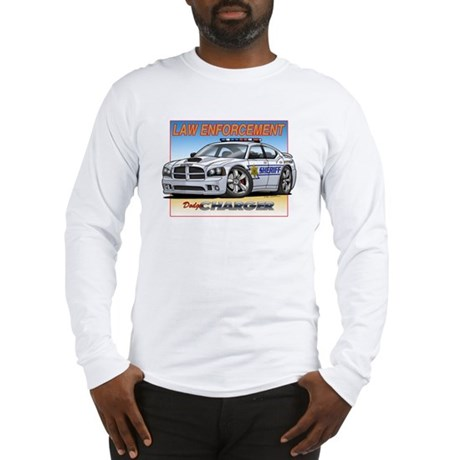 Sheriff Charger Long Sleeve T-Shirt