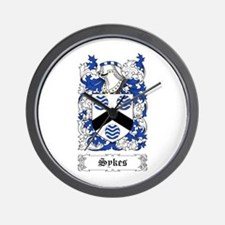 Sykes Wall Clock