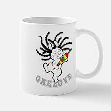 Rasta Bunny Mug