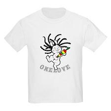Rasta Bunny T-Shirt