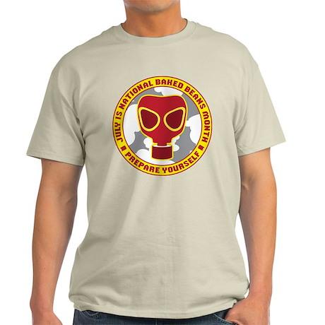 National Baked Beans Month Light T-Shirt