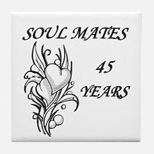 Wedding favors Tile Coaster
