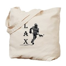 LACROSSE Logo - Tote Bag