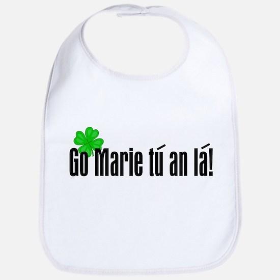Congratulations (in Irish) Bib