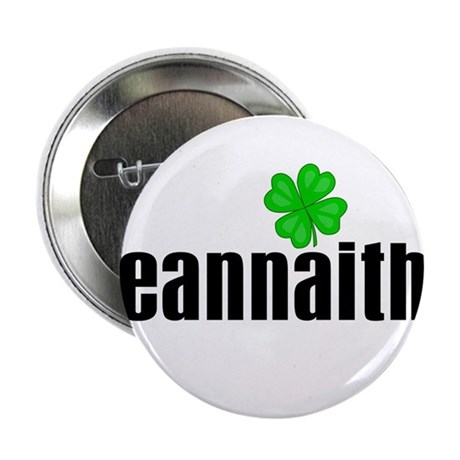"""Blessed (in Irish) 2.25"""" Button (10 pack)"""