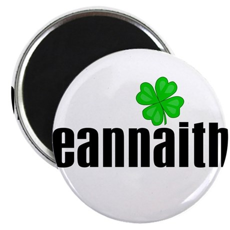 "Blessed (in Irish) 2.25"" Magnet (10 pack)"