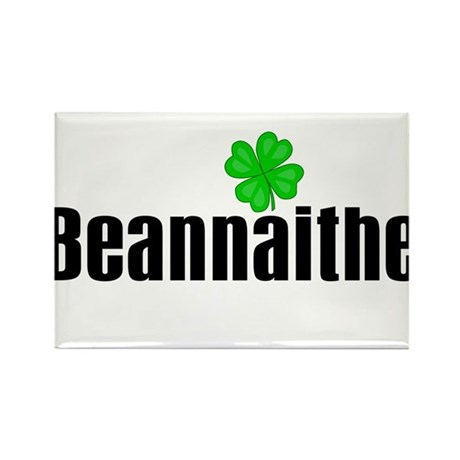 Blessed (in Irish) Rectangle Magnet (100 pack)