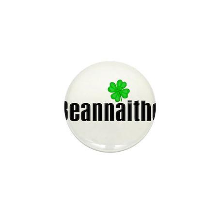Blessed (in Irish) Mini Button