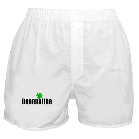 Blessed (in Irish) Boxer Shorts