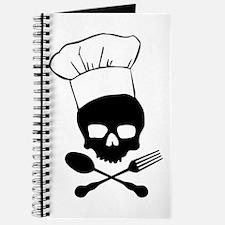 Skull & Crossbones Chef Journal