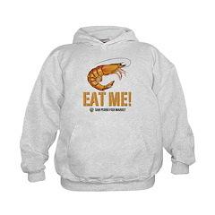 Eat Me! Shrimp Hoodie