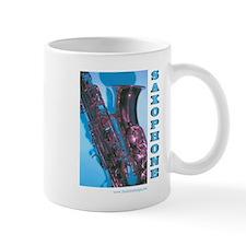 Saxophone Blues Mug