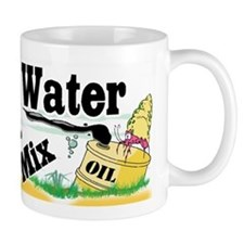 They Don't Mix! Mug
