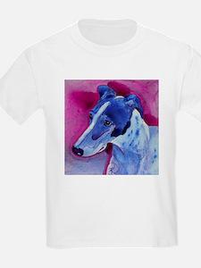 Greyhound Kids T-Shirt